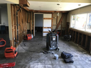Water Damage Restoration Company Green Valley CA